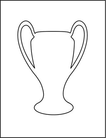 how to draw a trophy